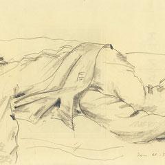 Alberto Zeichnung 1962