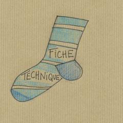 Fiche technique - A petits pas de Florence A.L. Klein - Infusion asbl