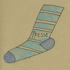 Presse- A petits pas de Florence A.L. Klein - Infusion asbl