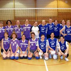 Demi-finale UFOLEP 2010 - Saint-Estève / Ronchin