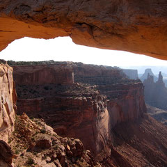 Mesa Arch, Island in the Sky, Canyonlands NP