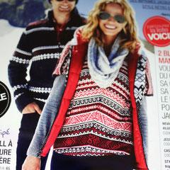 Loulou magasine sur IPad - novembre 2012
