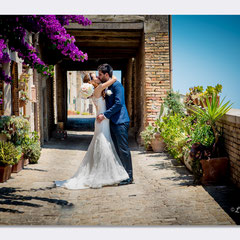 Andrea & Serena - Just Married, Torre Di Palme - © Luca Cameli Photographer