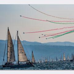 #BARCOLANA50 - Frecce Tricolori, Trieste - © Luca Cameli Photographer