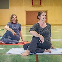 #Kursprogramm #Volkshochschule #Gymnastik #Pilates #Rückenfit #Horn