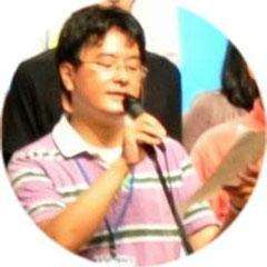 閉会総会で発言した岡崎裕さん