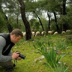 Christoph bij salamanderfotografie.