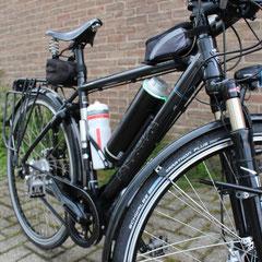 Koga Miyata Traveller Custom met Pendix eDrive ombouwset middenmotor van FON Fiets Ombouwcentrum Nederland Arnhem Gelderland