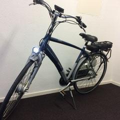 Sparta Pallas met FON elektrische fiets ombouwset