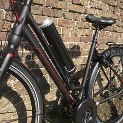 Koga Miyata 3.5 met Pendix eDrive ombouwset Middenmotor van FONebike Fiets Ombouwcentrum Nederland Arnhem Gelderland