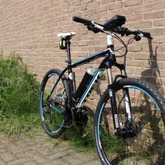 Trek Cobia MTB met Pendix eDrive500 Middenmotor van FONebike Fiets Ombouwcentrum Nederland