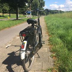 Azor Texel met ombouwset Middenmotor van FONebike