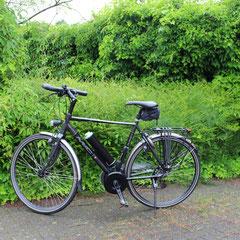 Multi Cycle Jobber met Pendix eDrive ombouwset Middenmotor van FONebike Fiets Ombouwcentrum Nederland Arnhem Gelderland
