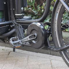 Douze Cycles Urban bakfiets met Pendix eDrive van FON