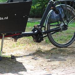 Bakfiets.nl Bakfiets met ombouwset Middenmotor van FON