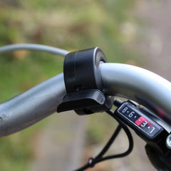 Gazelle Fuente met ombouwset middenmotor motor van FONebike