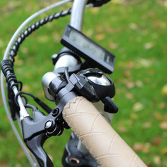 Batavus Mambo met Middenmotor ombouwset elektrische fiets van FON