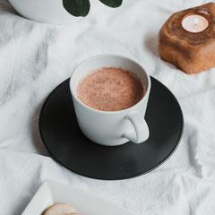 Skinny Peanut Hot Chocolate
