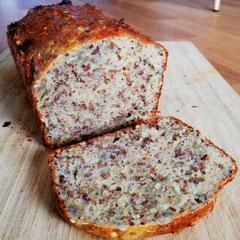 Haferkleie Brot