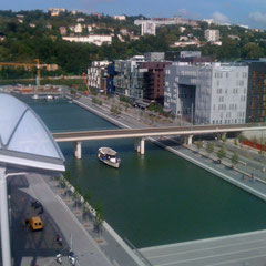La Marina - Lyon Confluence - Photo © Anik COUBLE