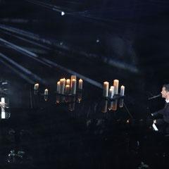 Birdy et Emmanuel Moire - NRJ Music Awards 2013 - Cannes © Anik COUBLE