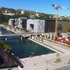 La Marina - Lyon Confluence - Photo © Anik COUBLE