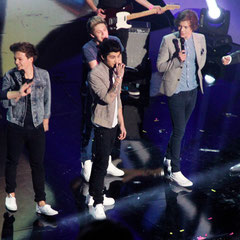 "Le groupe ""One Direction"" - NRJ Music Awards 2013 - Cannes © Anik COUBLE"