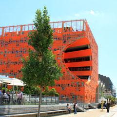 Quai Rambaud - Lyon Confluence - Photo © Anik COUBLE