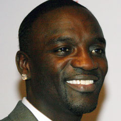 Akon  / Photo : Anik Couble