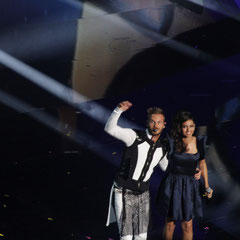 M. Pokora et Tal - NRJ Music Awards 2013 - Cannes © Anik COUBLE