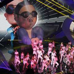 Psy - NRJ Music Awards 2013 - Cannes © Anik COUBLE