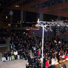 Le public, composé de 1 200 personnes - Photo © Anik COUBLE