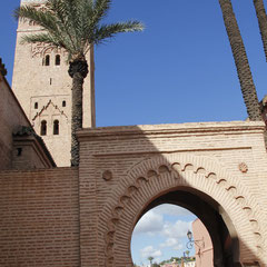 Koutoubia - Marrakech © Anik COUBLE