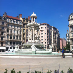 Place des Jacobins - Lyon - Photo © Anik COUBLE