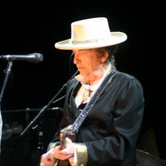 Bob Dylan - Halle Tony Garnier de Lyon - 20 juin 2010 © Anik COUBLE