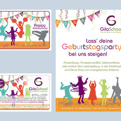 GilaSchool – Geburtstagsparty in der GilaSchool