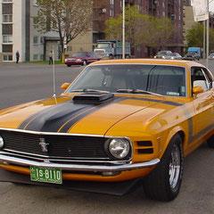 Boss 302 1970  ¤