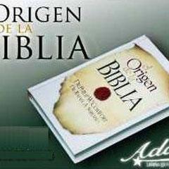 ORIGEN Y DESARROLLO DE LA BIBLIA