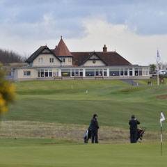 Lundin Links Clubhouse
