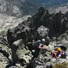 Cresta de la Catredal, Gredos