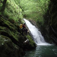 Barranco de Vallegón,  Asturias