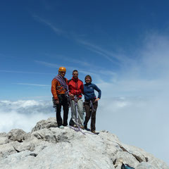 Guías Montaña Picu Urrellu o Naranjo de Bulnes