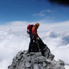 Crestas Pirineos
