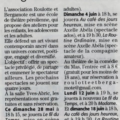 Article Midi Libre Mai 2017