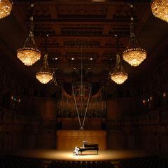 Izumi Hall Osaka, Japan 2009