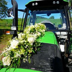 ...wenn man auch einen Traktor haben kann!!!