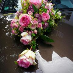 Rosen gemischt