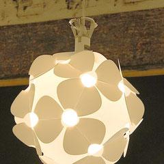 Loft z oświetleniem Norla Design - Lill