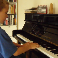 Klavierunterricht Kinder