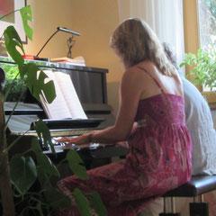 Klavierunterricht Erwachsene